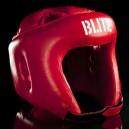 Kožená přilba Pro Boxing Semi Face
