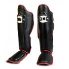 Chrániče holení a nártů King - Black/Red