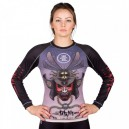 Dámský Rashguard Dragon Fly - Tatami Fightwear