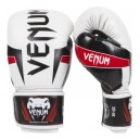 Rukavice Venum Elite Ice/Black/Red - Skintex