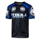 Rashguard Blue Ray II mesh - PitBull West Coast