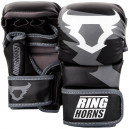 Sparringové MMA rukavice Ringhorns Charger Black/White