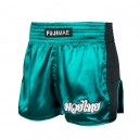 Thajské šortky Fujimae Training Dark Green/Black