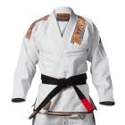 Kimono BJJ Estilo 4.0 Premier - Bílé