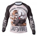 Rashguard Thinker Monkey - Tatami Fightwear