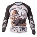 Rashguard Thinker Monkey - Tatami Fightwear