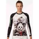 Dámský Rashguard  Gentle Panda - Tatami Fightwear
