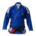 Kimono BJJ Estilo 5.0 Premier - Modré
