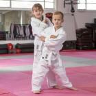 Kimono Kids Judo Light 10oz - dětské