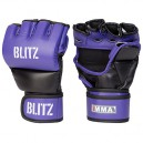 Rukavice MMA Blitz Vengeance - Purple
