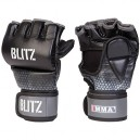 Rukavice MMA Blitz Vengeance Hex - Black