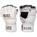 Rukavice MMA Blitz Vengeance Hex - White