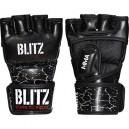 Rukavice MMA Blitz Pro Sparring Scorched - Black