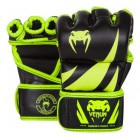 Prstové rukavice MMA VENUM Challenger Neo černo/žluté
