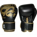 Kožené boxerské rukavice Blitz Warrior Muay Thai