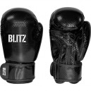 Dětské boxerské rukavice Blitz Carbon 6oz - černé