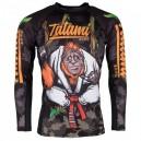 Rashguard Hang Loose Orangutan - Tatami Fightwear