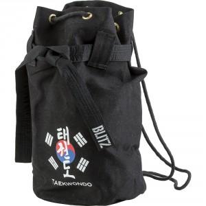 Černý batoh přes rameno (pytel) - Taekwondo - Blitzshop - Bojové ... 27e9652d5f