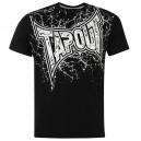 Tričko Tapout Core Logo Black - pánské